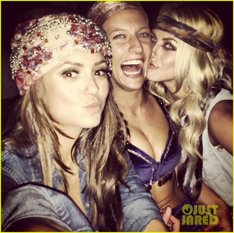 julianne hough nina dobrev party bus for selena gomez birthday 072918917