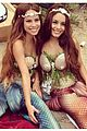 vanessa hudgens kim hidalgo are mermaids 03