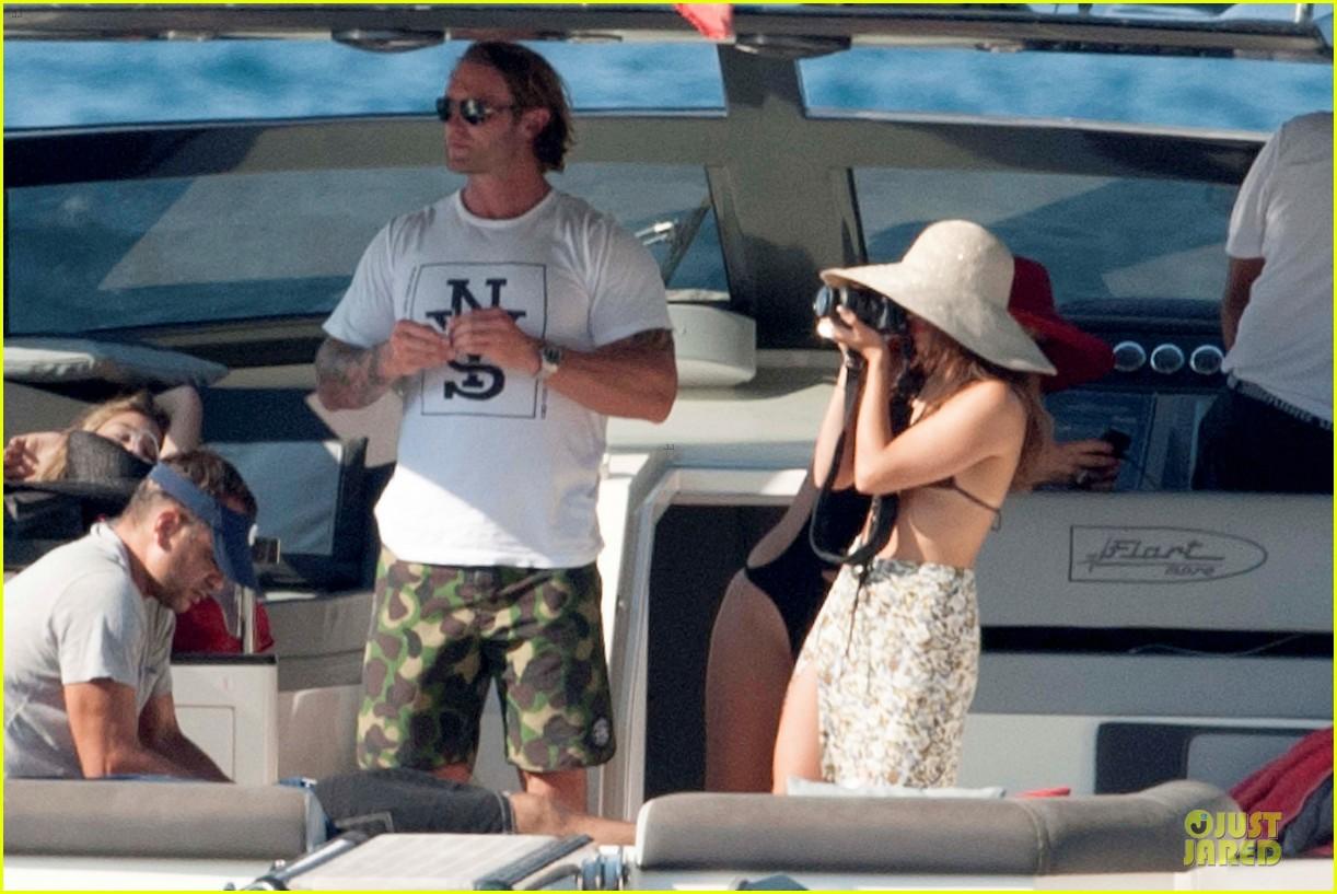 vanessa hudgens bikini bonding with camila morrone 132912852
