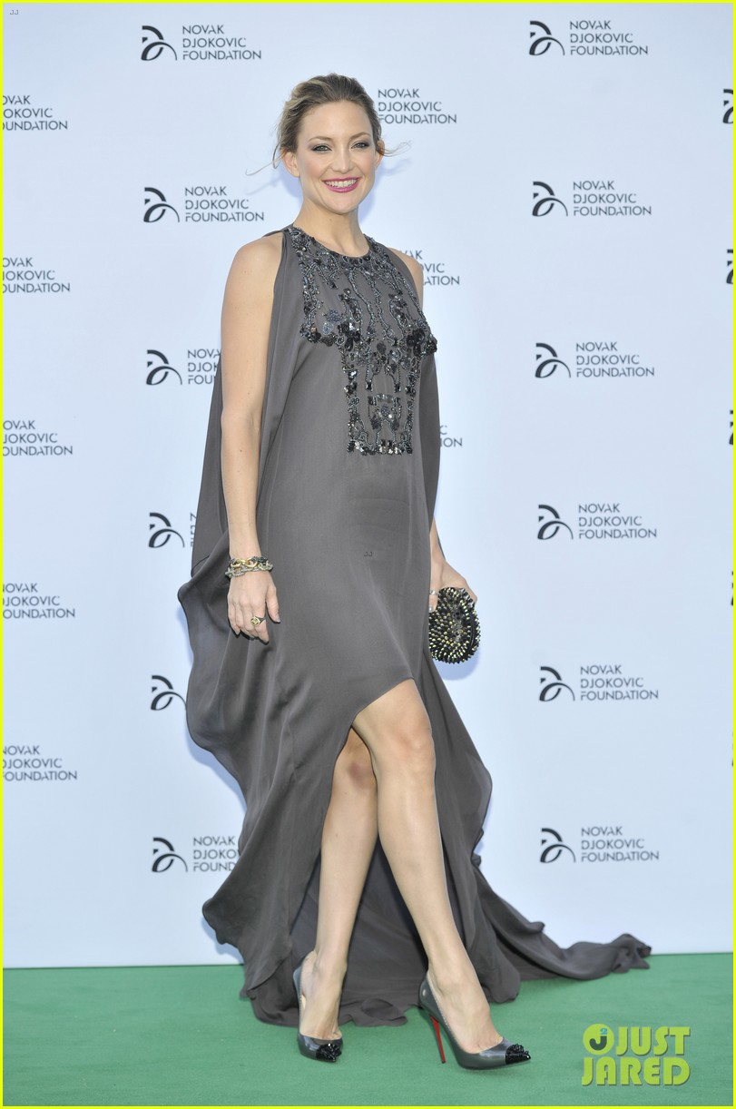 kate hudson novak djokovic foundation london gala 02