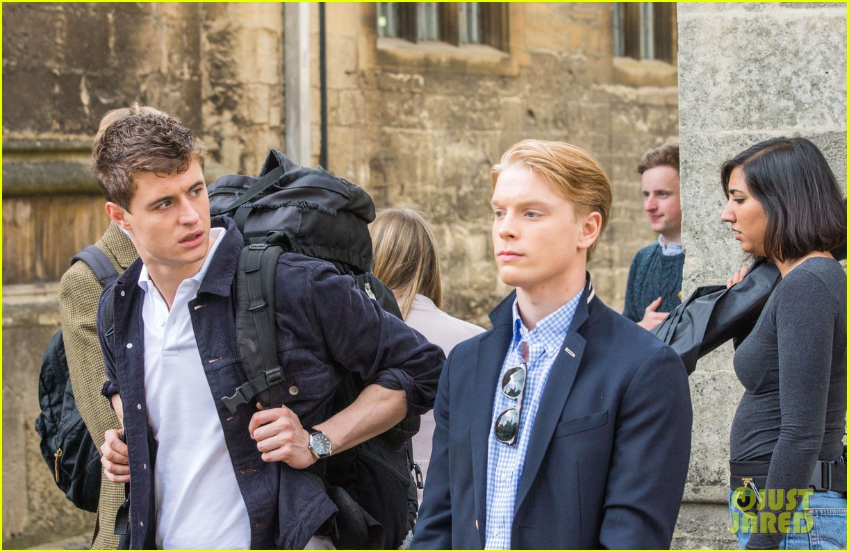 max irons films posh with freddie fox 042901986