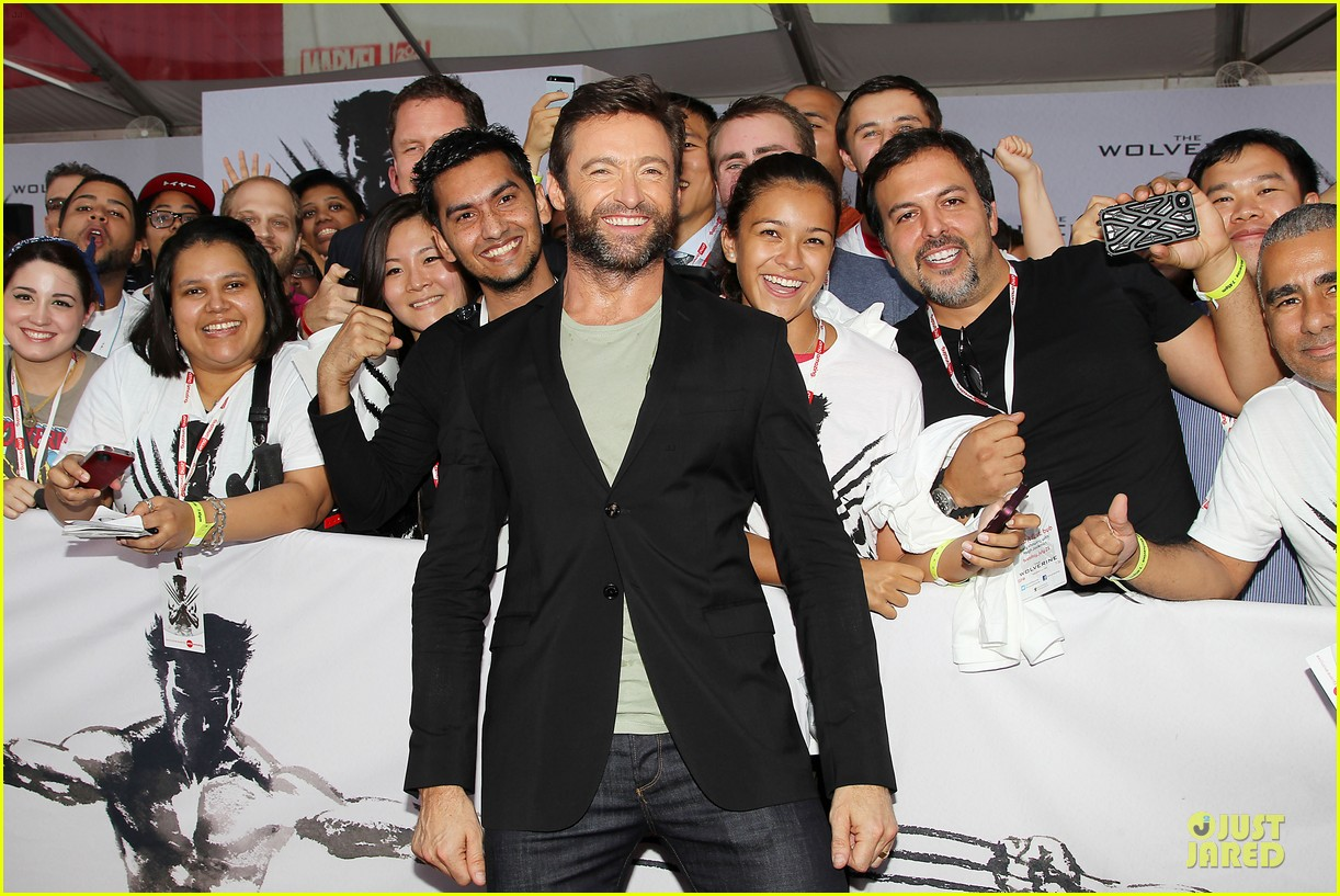 hugh jackman wolverine fan screening 02