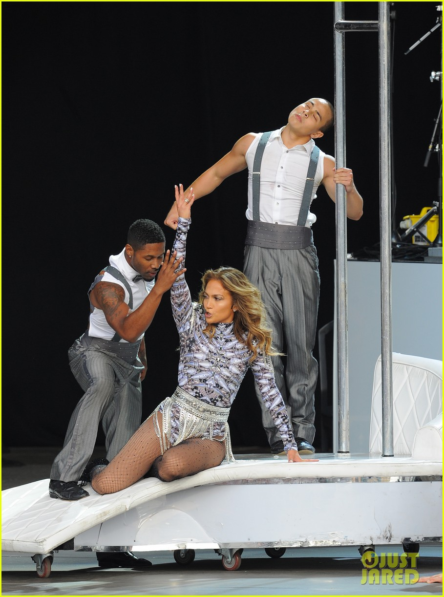 jennifer lopez british summer time hyde park 05