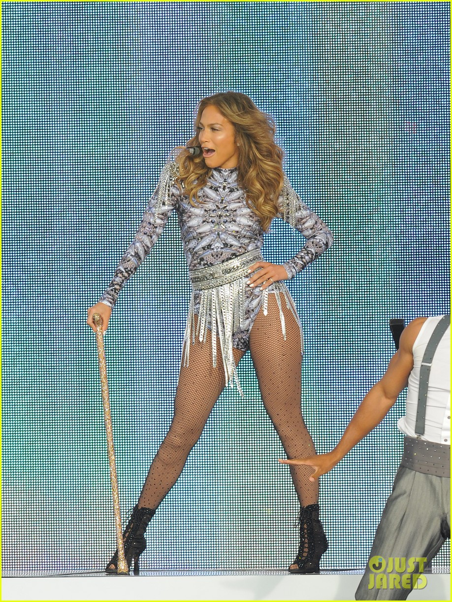jennifer lopez british summer time hyde park 082909378
