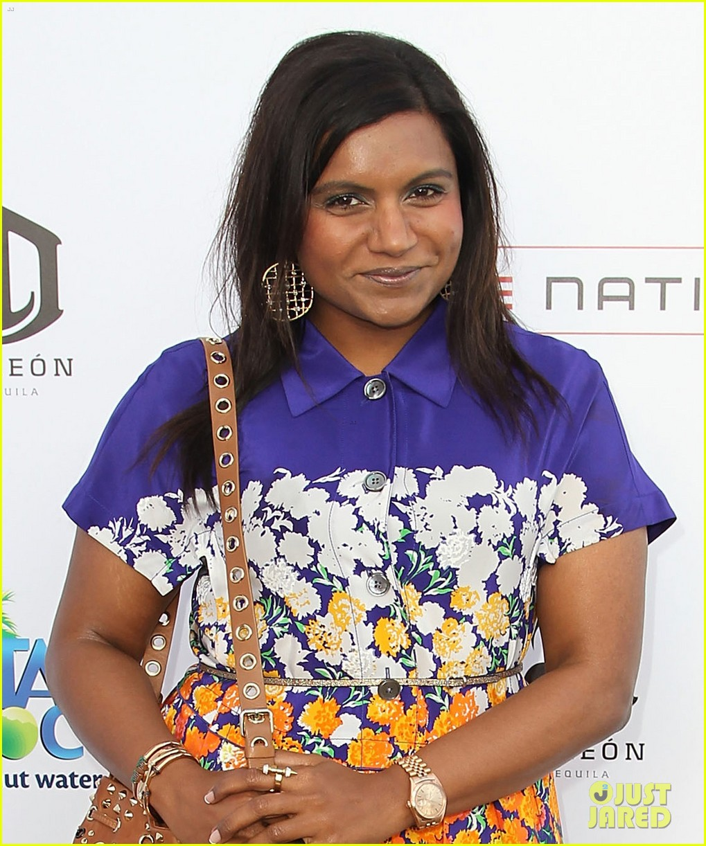 mindy kaling eric dane guy oseary 4th of july party 042904854