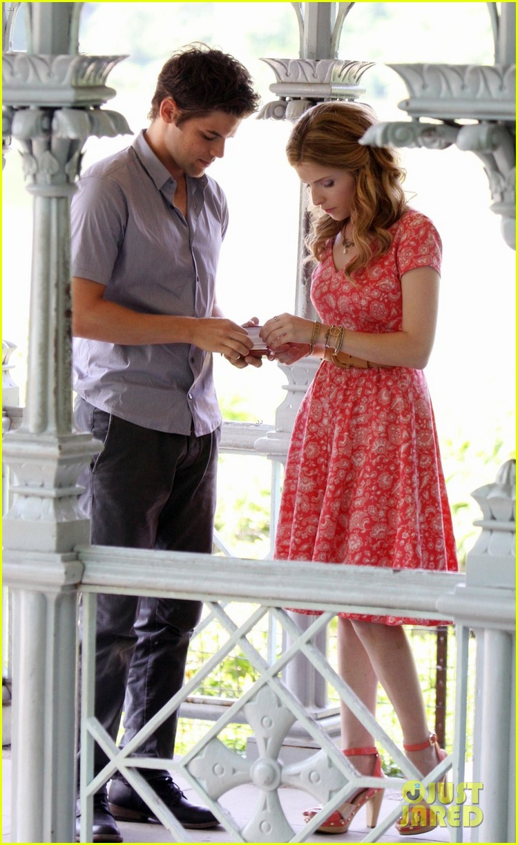 anna kendrick jeremy jordan last 5 years proposal scene 08
