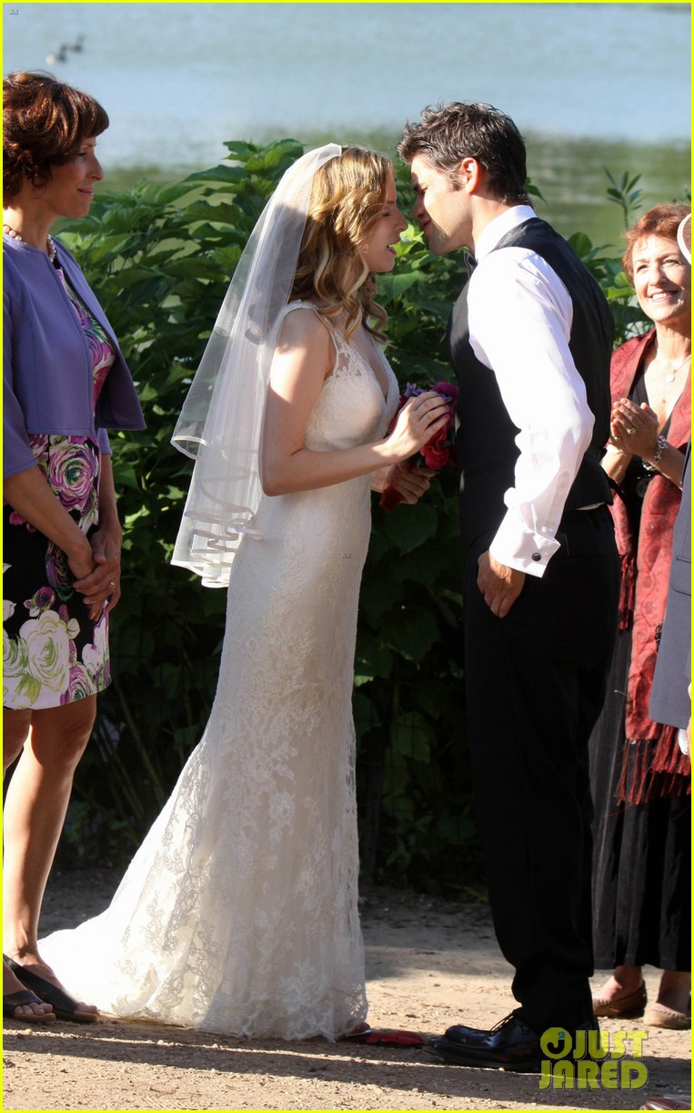 anna kendrick jeremy jordan last 5 years wedding scene 05