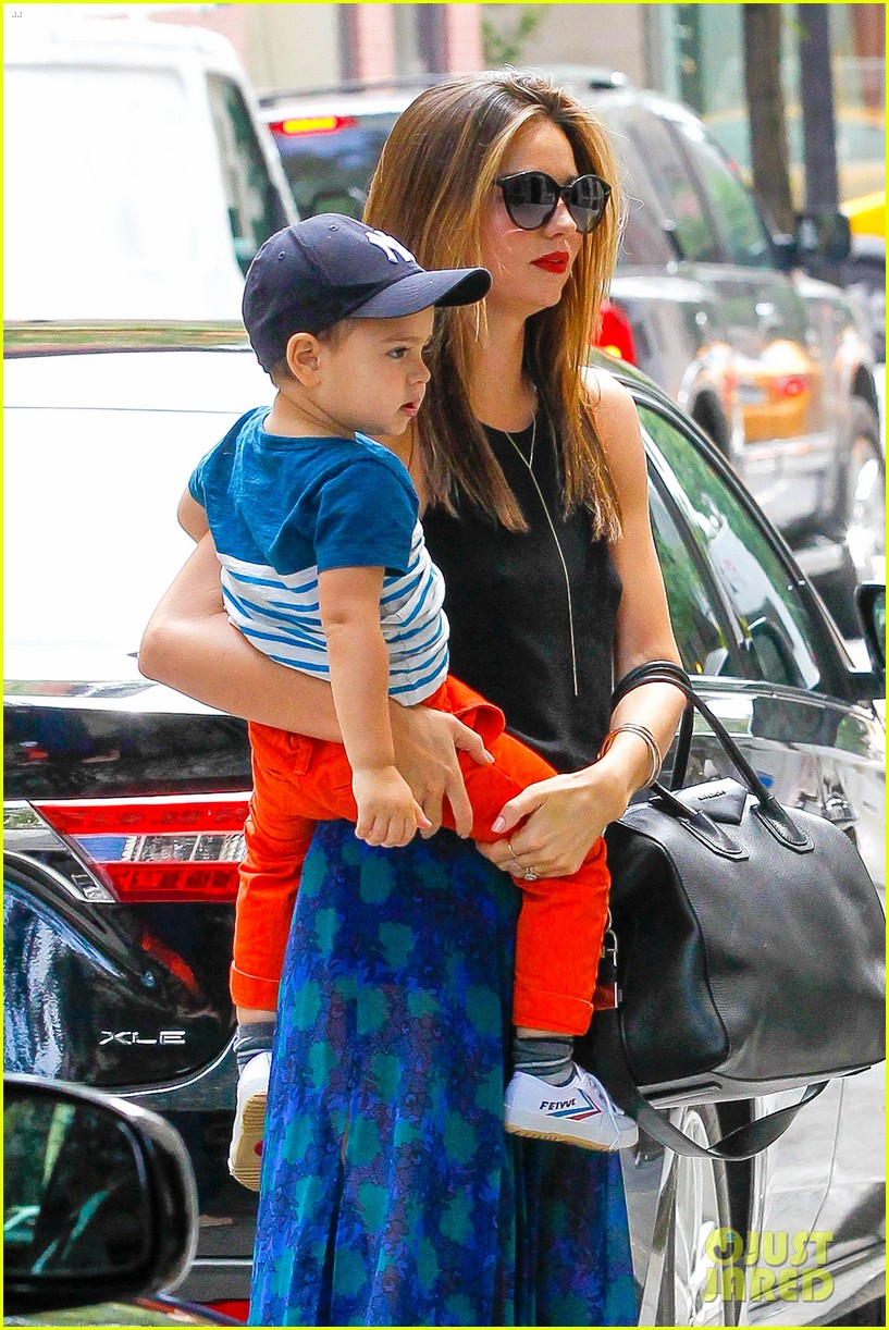 miranda kerr orlando bloom family day with flynn 11
