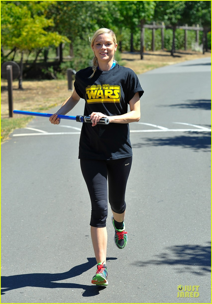 jaime king kyle newman course of the force relay 01