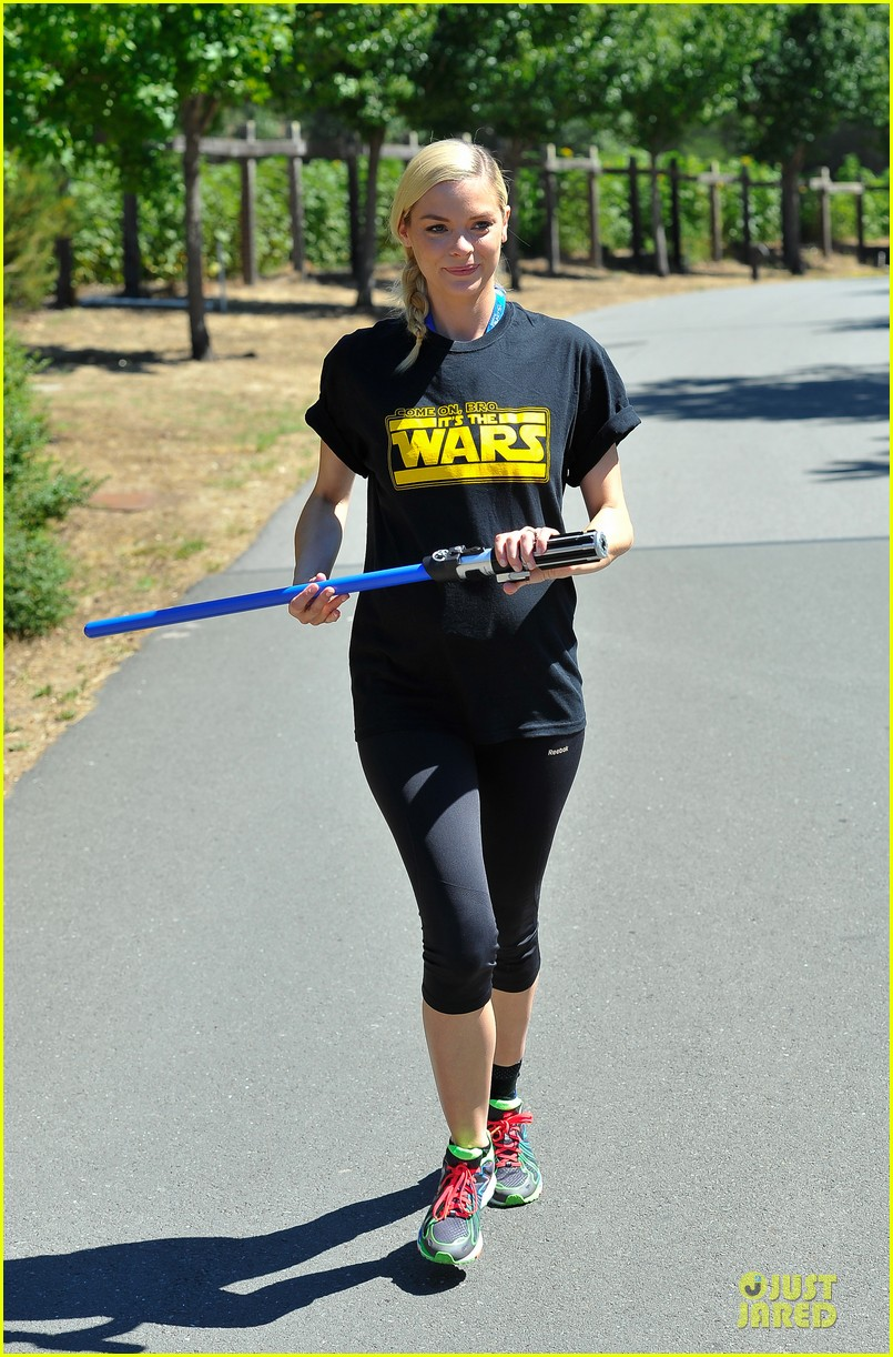 jaime king kyle newman course of the force relay 112906956