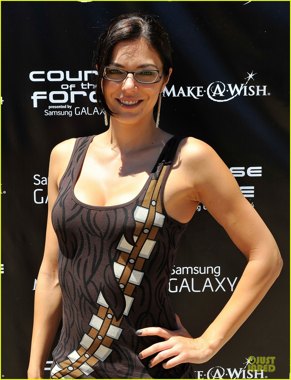 jaime king kyle newman course of the force relay 12