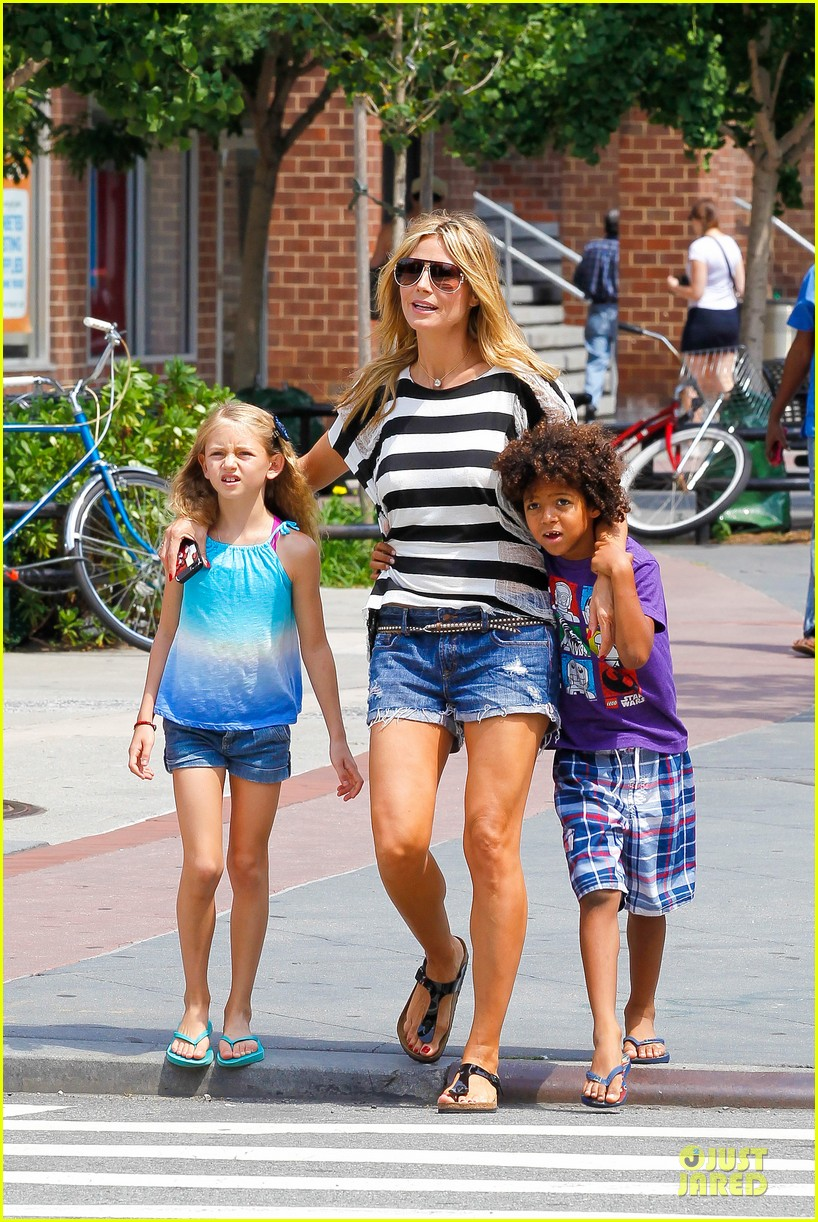 heidi klum matilda broadway play is fantastic 132902178