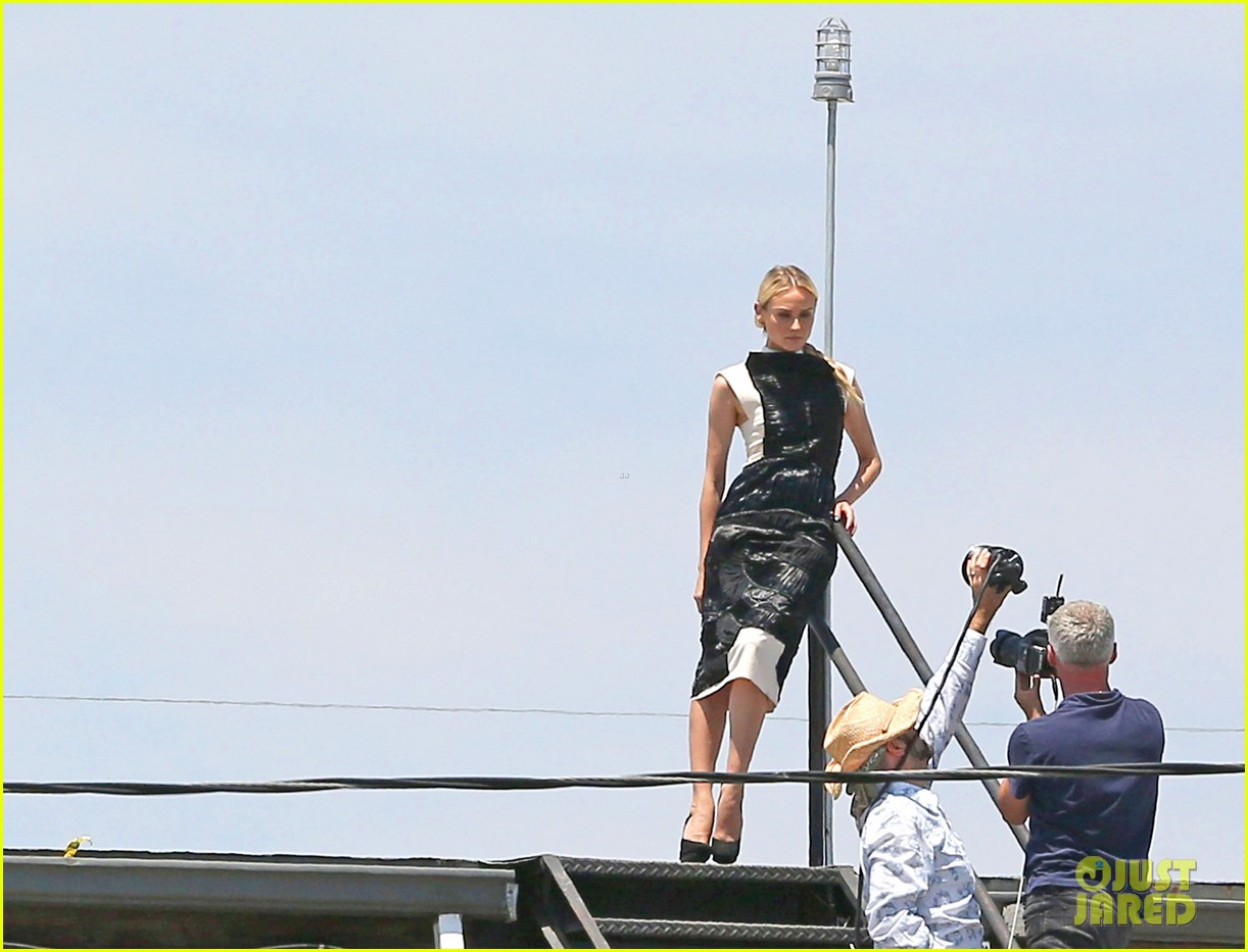 diane kruger poses for rooftop photo shoot 03