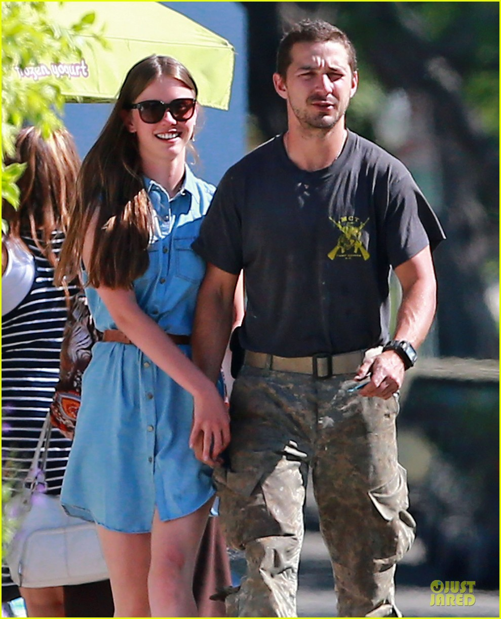 shia labeouf no longer attached to triple nine 022915502