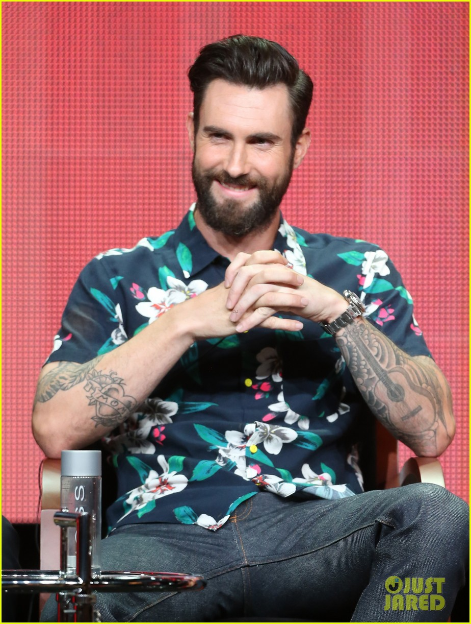 adam levine cee lo green nbc summer tca tour event 132918266