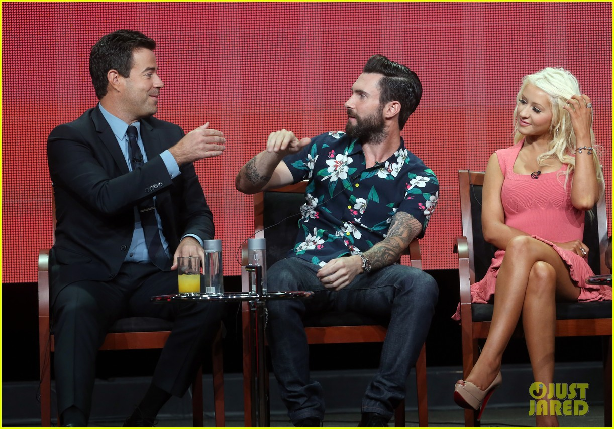adam levine cee lo green nbc summer tca tour event 15