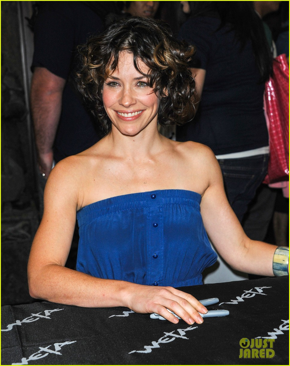 Evangeline Lilly 2013 Baby
