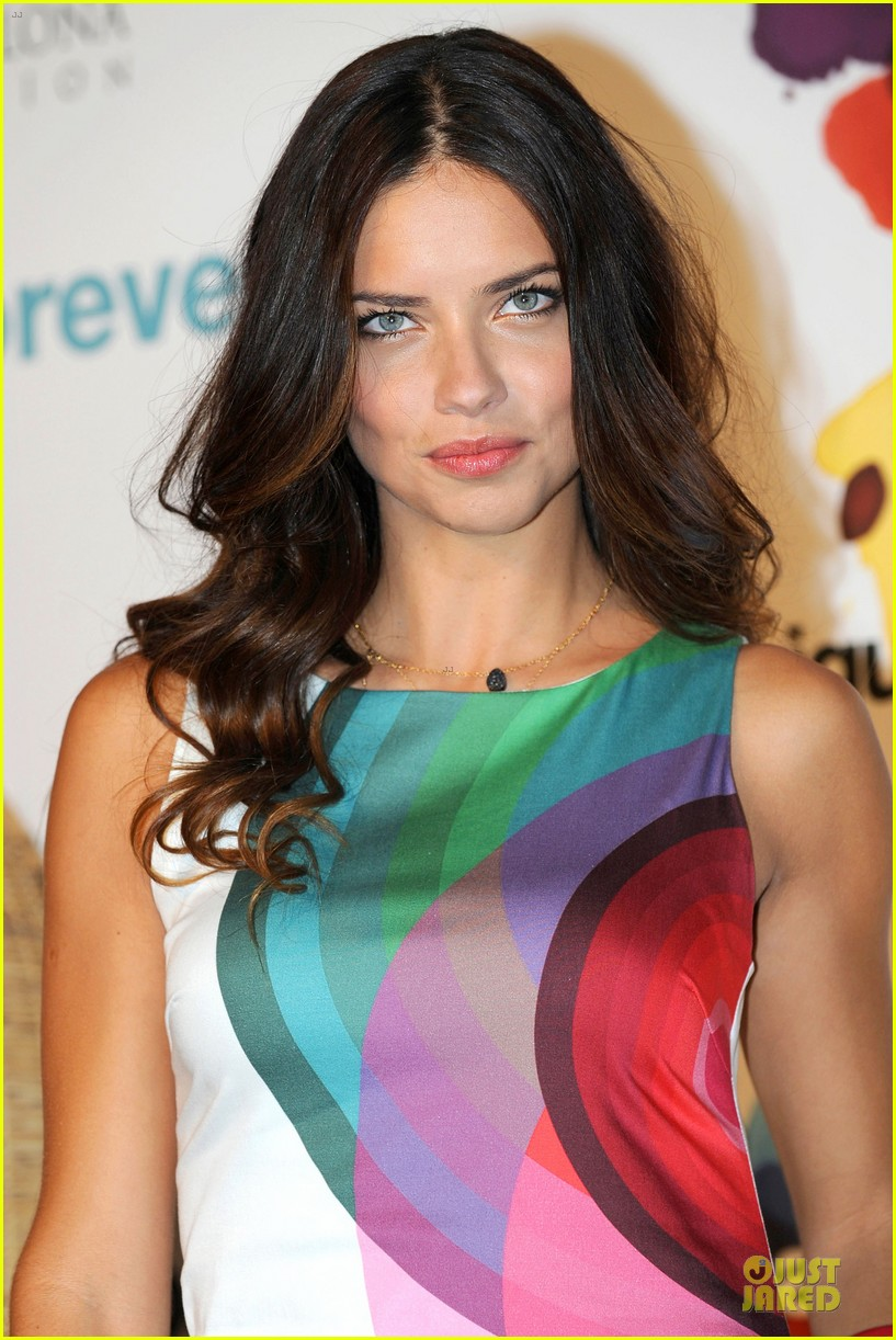 adriana lima desigual for everybody sex fun love event 07