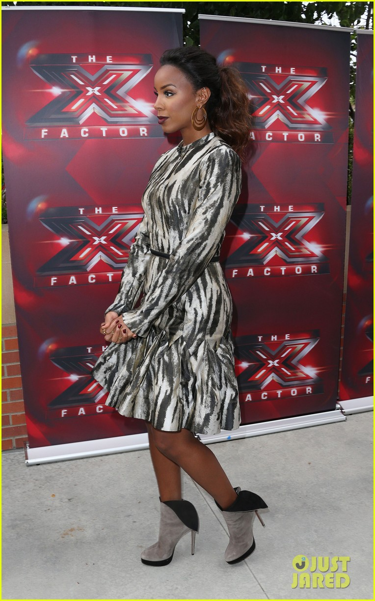 demi lovato kelly rowland x factor la auditions day two 17
