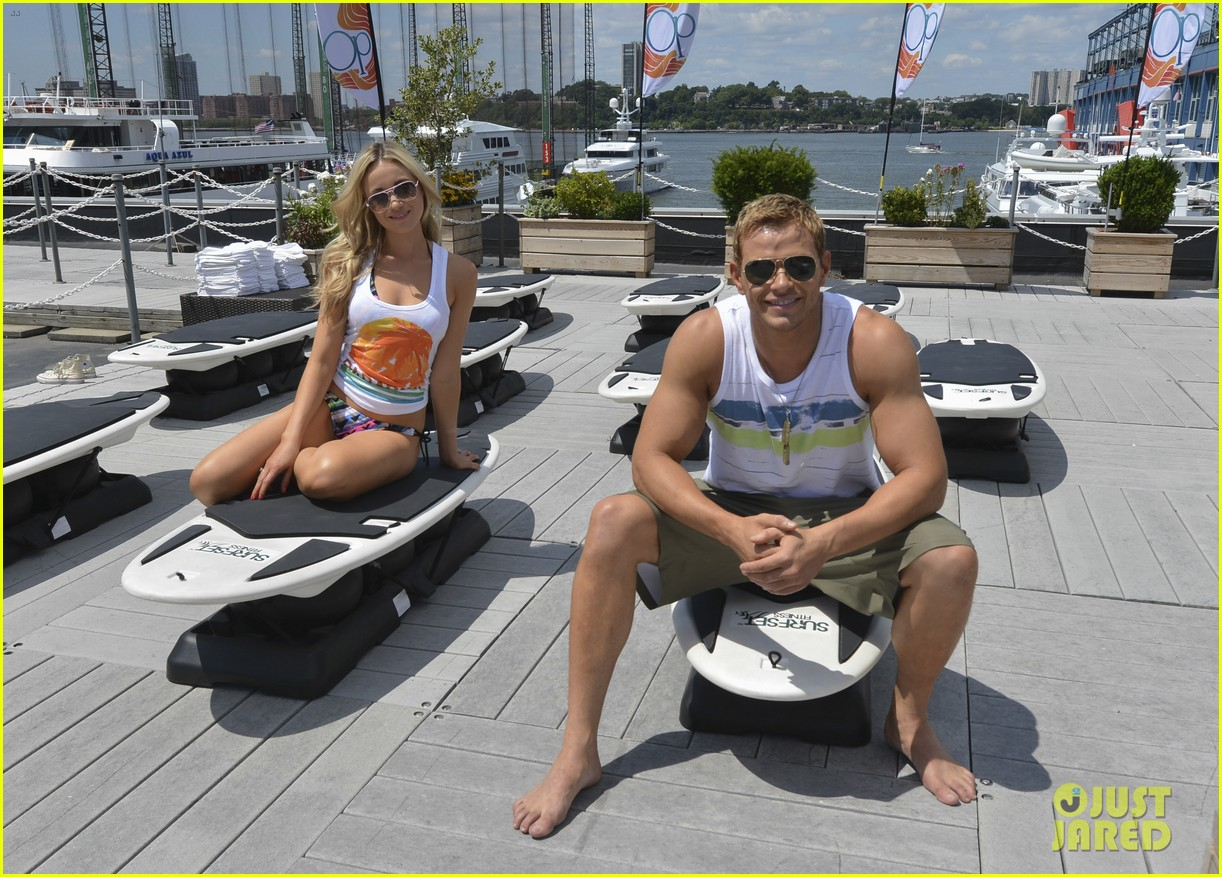 Kellan lutz katrina bowden ops surf for life event hosts kellan lutz katrina bowden ops surf for life event hosts photo 2920256 katrina bowden kellan lutz pictures just jared voltagebd Image collections