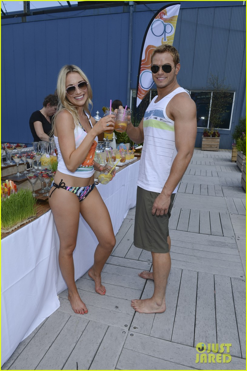 kellan lutz katrina bowden ops surf for life event hosts 08