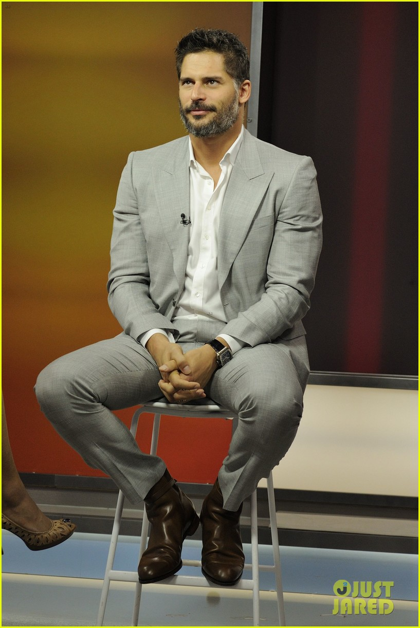 joe manganiello morning show appearance in toronto 07