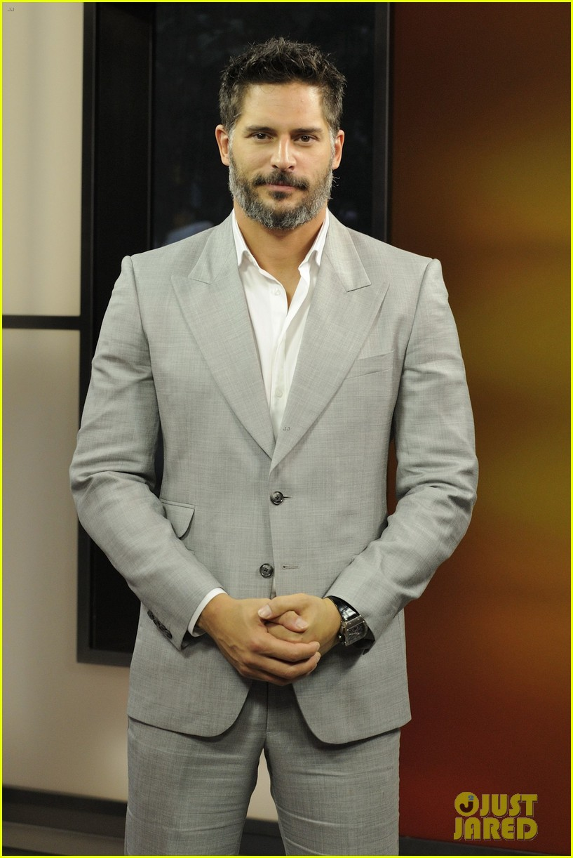 joe manganiello morning show appearance in toronto 102904065