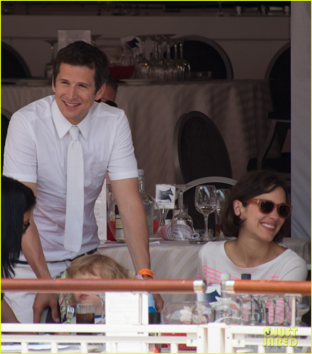 marion cotillard guillaume canet monaco jumping show marcel 082901299