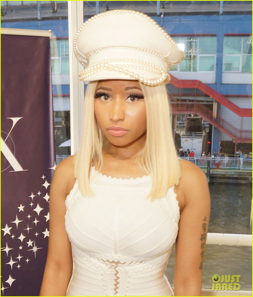 nicki minaj fourth of july party with safaree samuels 032904741