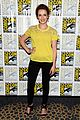 ming na wen clark gregg agents of shield at comic con 03