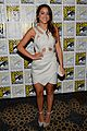 ming na wen clark gregg agents of shield at comic con 05