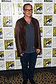 ming na wen clark gregg agents of shield at comic con 11
