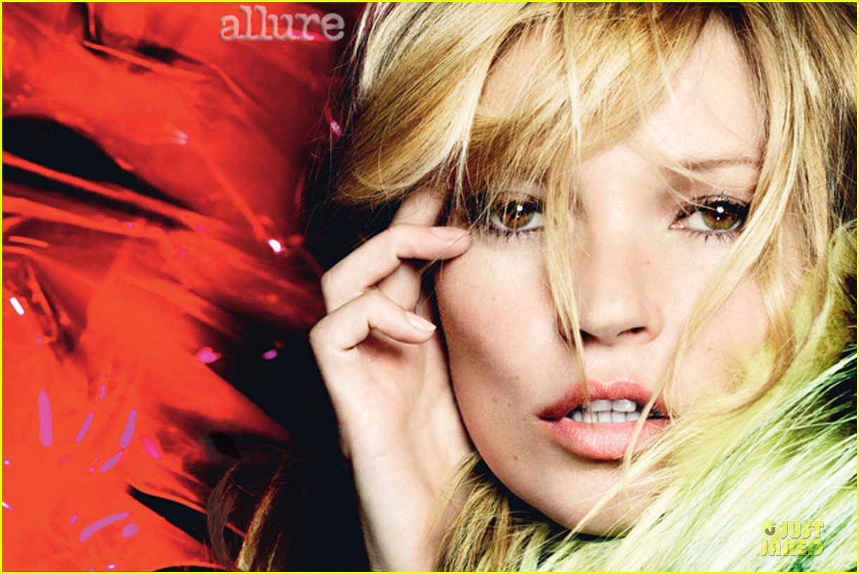 kate moss covers allure magazine august 2013 02