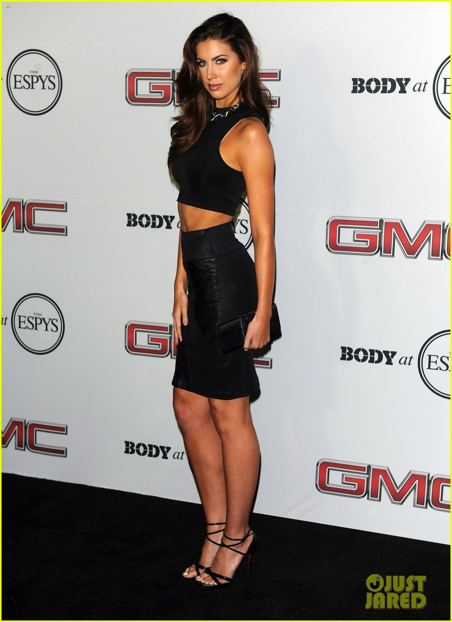 chad michael murray gabrielle union espn body issue party 042910732