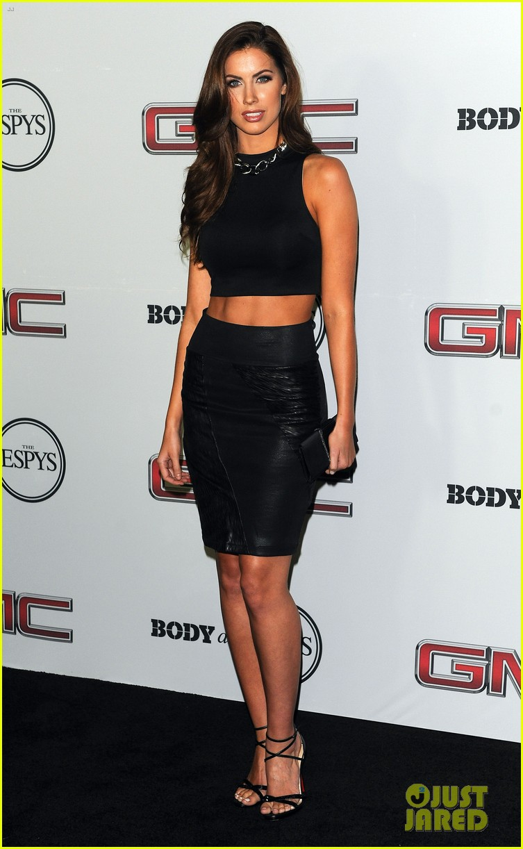 chad michael murray gabrielle union espn body issue party 10