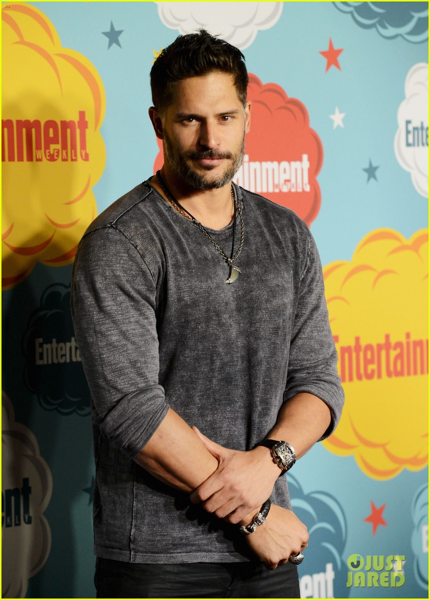 anna paquin joe manganiello true blood at comic con 2013 14