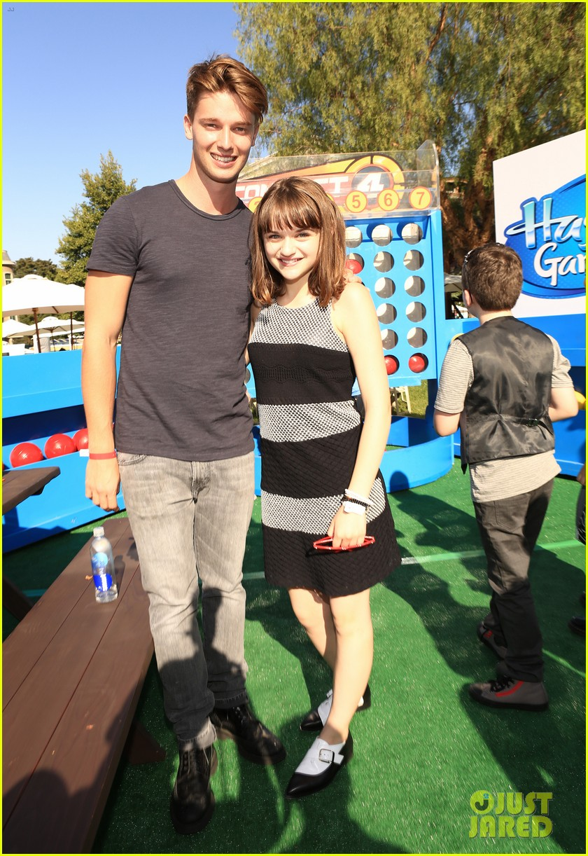 patrick schwarzenegger joey king power of youth 2013 052918278