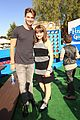 patrick schwarzenegger joey king power of youth 2013 05