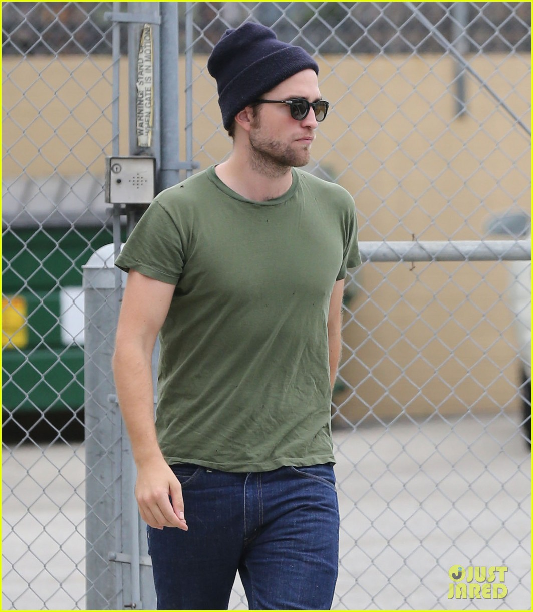 robert pattinson more time at the studio 102907885