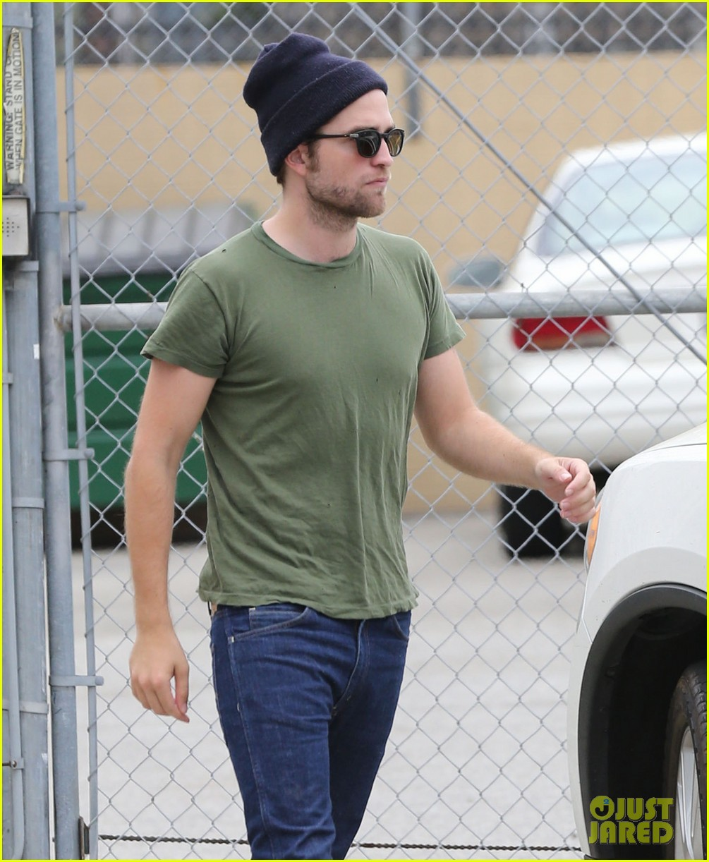 robert pattinson more time at the studio 12