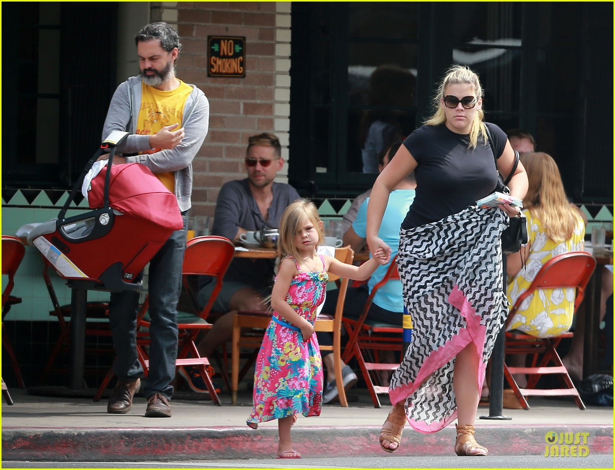 busy philipps post baby body at little doms 17
