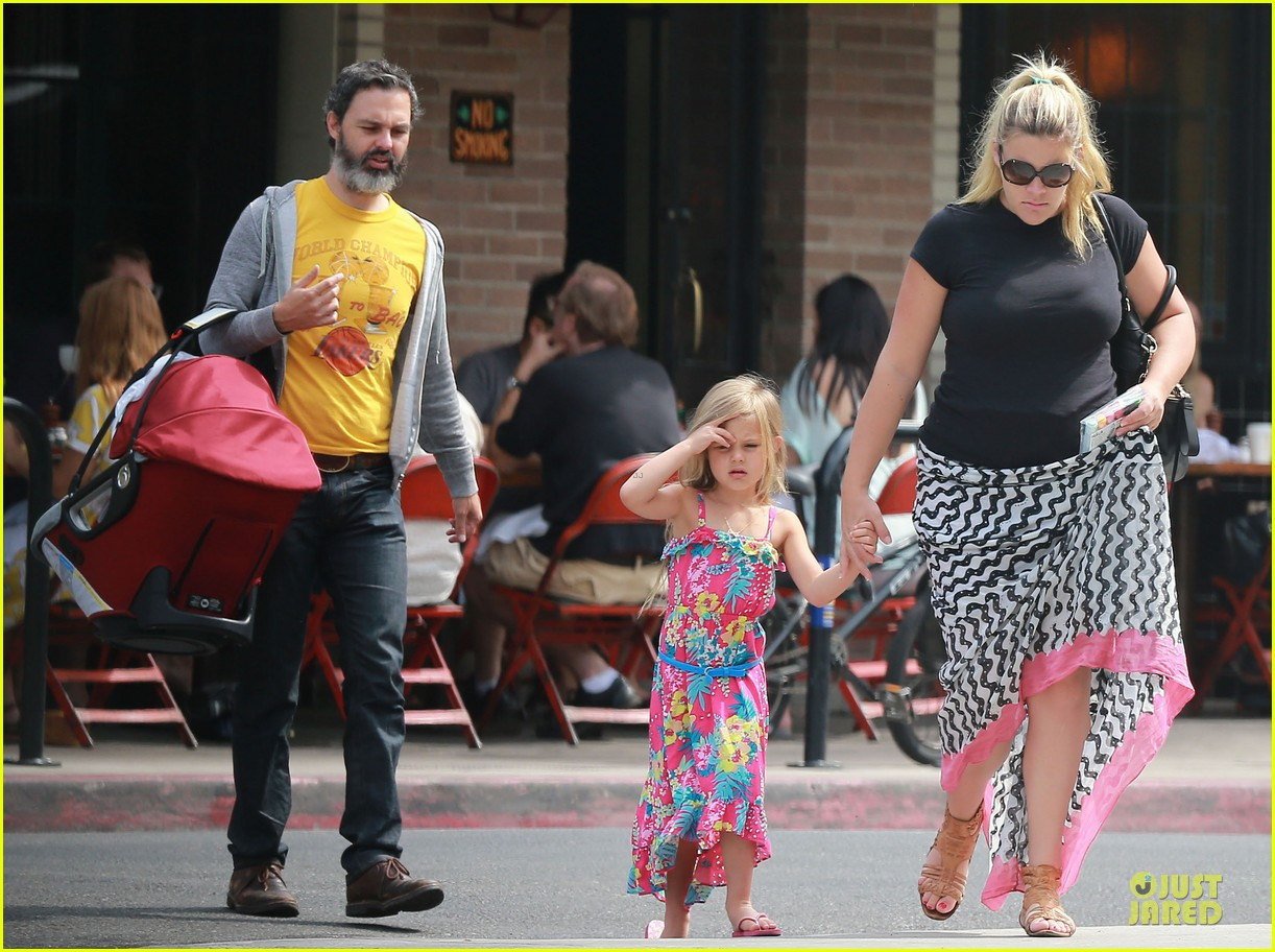 busy philipps post baby body at little doms 20