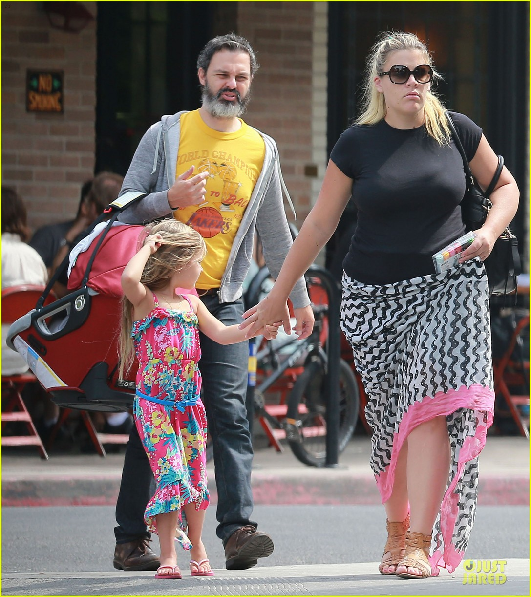 busy philipps post baby body at little doms 22