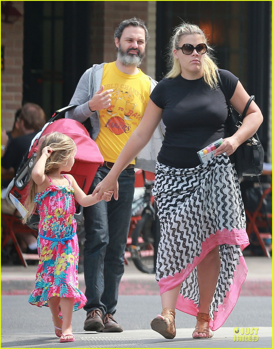 busy philipps post baby body at little doms 23