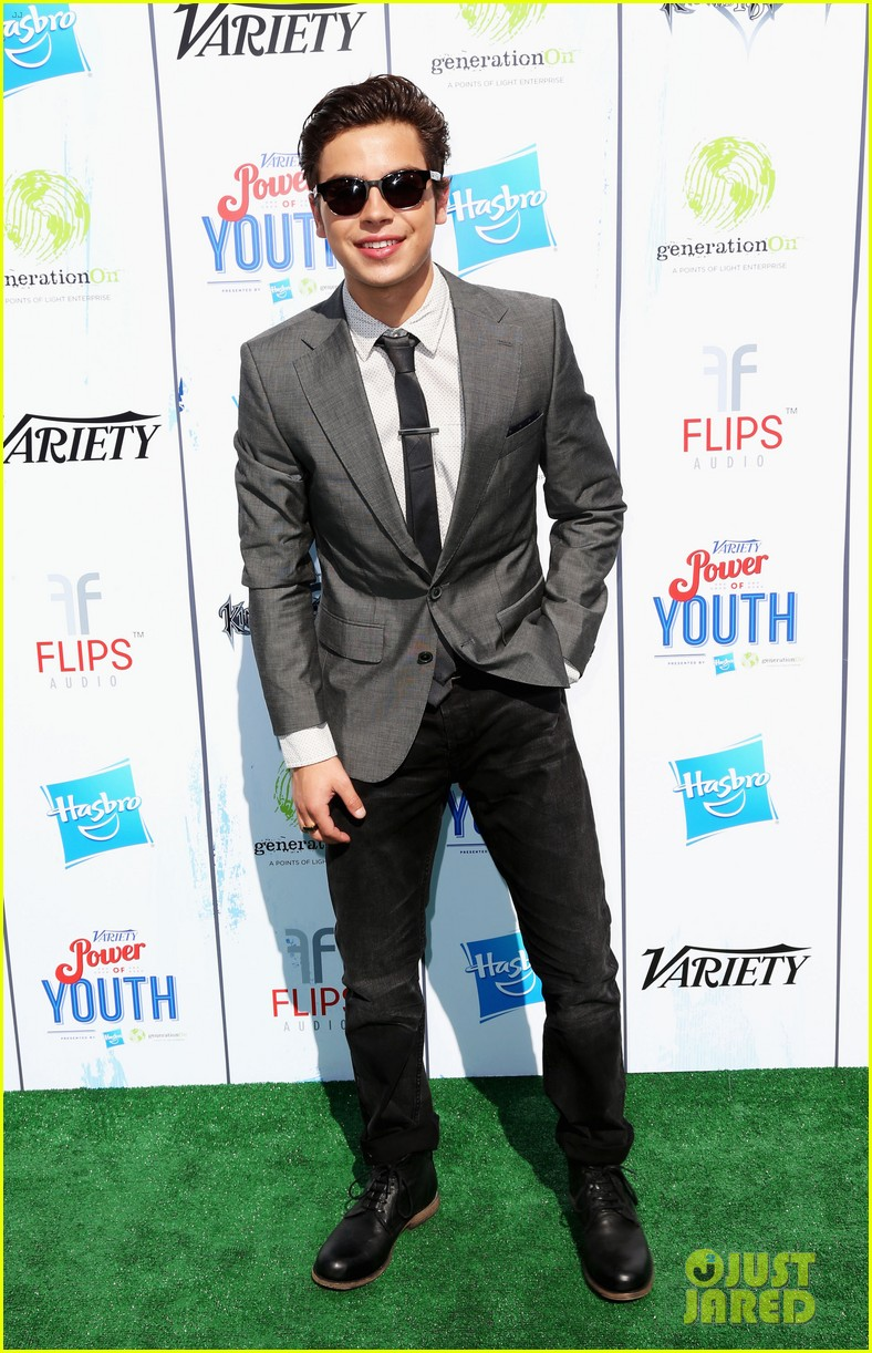 tyler posey jake t austin power of youth 2013 08