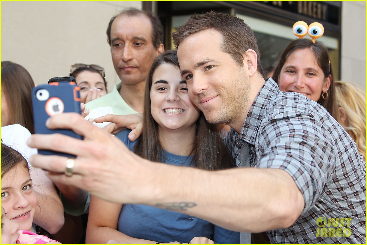 ryan reynolds turbo for today show 022906484