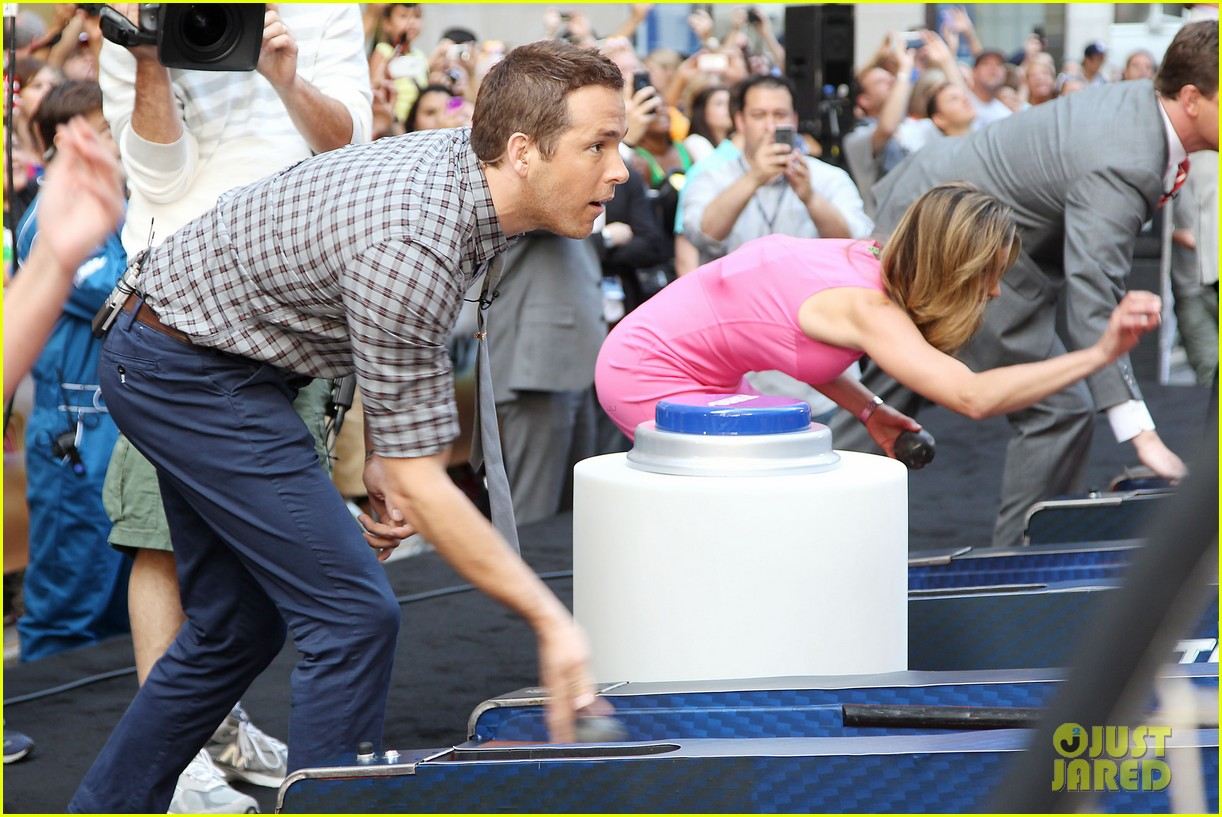 ryan reynolds turbo for today show 20