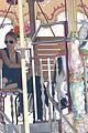 nicole richie continues saint tropez family vacation 17