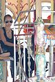 nicole richie continues saint tropez family vacation 19