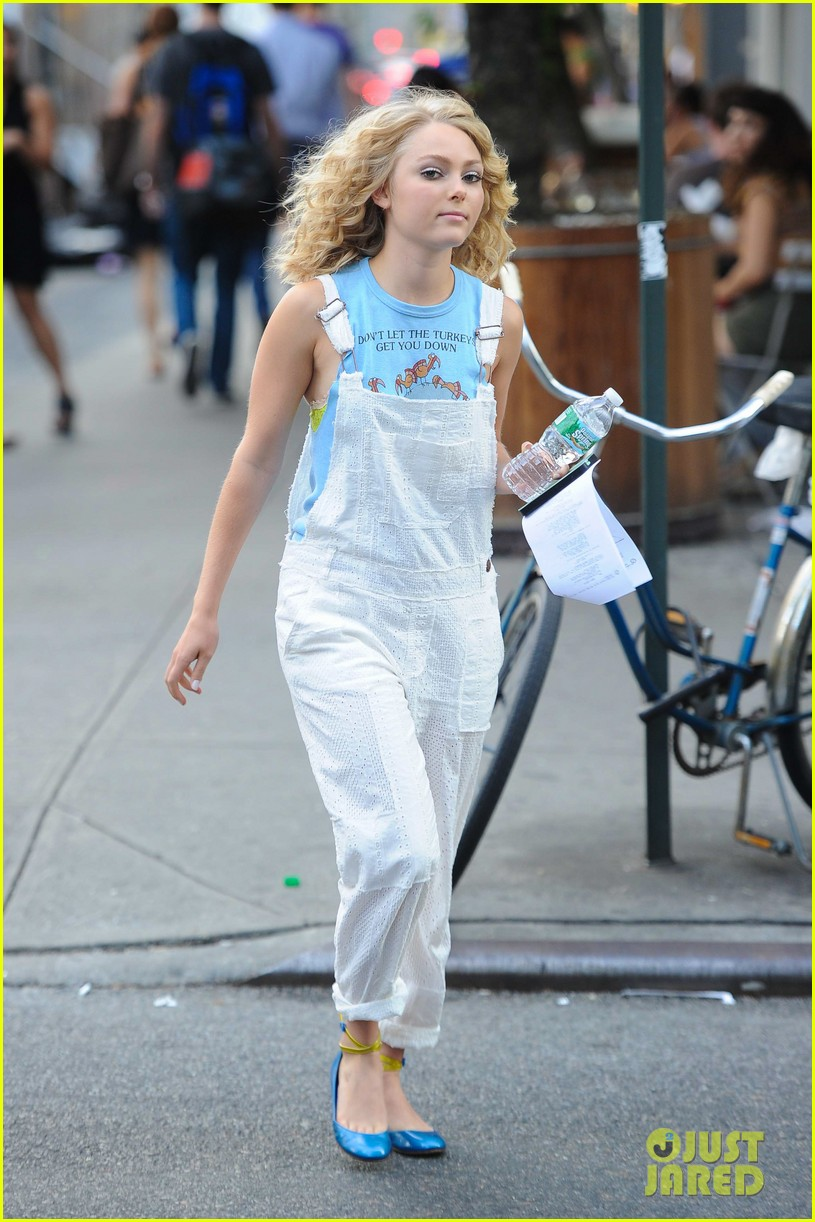 annasophia robb austin butler carrie diaries with lindsey gort 192916649